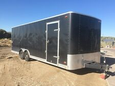 Pace American Outback Enclosed Trailer