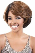 "BeShe Deep Part Lace Front Wig Synthetic 10"" - LLDP-210"