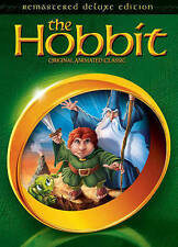 DVD The Hobbit Original Animated Classic Remastered Deluxe Edition NEW SEALED