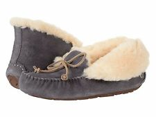 Women's Shoes UGG Alena Casual Moccasin Slippers 1004806 Nightfall *New*