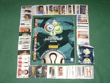 PANINI WORLD CUP GERMANY 2006 - Album NEW + set of 597 stickers + 1 GIFT packet
