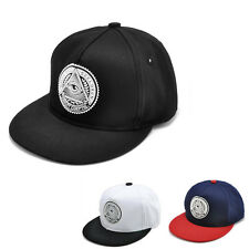 NEW Men's Fashion bboy Hip Hop adjustable Sports Baseball Snapback Hat cap