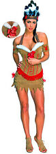 Rubies 889700 Official Playboy Sexy Native American Indian Girl Costume Cosplay