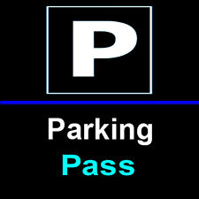 1 PARKING PASS PARKING PASSES ONLY Ravens at Giants 10/16 MetLife Stadium