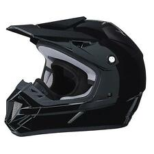 2017 Ski-Doo XC-4 Cross Snowmobile Helmet BLACK - 448250