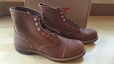 """Red Wing Heritage Men's Boots Iron Ranger 6"""" Inch 8115 Leather Copper New"""