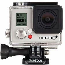 ✔ GoPro HERO3+ Silver Edition Action Camera Camcorder w/Waterproof Housing ✔