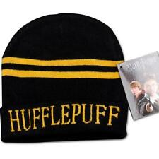 Harry Potter Stripes Knit Beanie Hat Cap Deathly Hallows Costume Cosplay