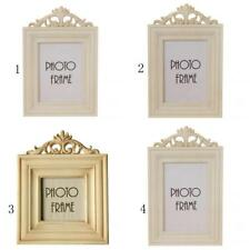 Wooden Hollow Standing Picture Photo Frames for Home Décor Birthday Gift