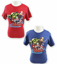 Boys Avengers Short Sleeves T Shirt Age 4 Years To 10 Years (961385)