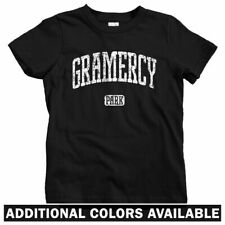 Gramercy Park Kids T-shirt - Baby Toddler Youth Tee - Gift NYC Manhattan 212 NY