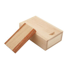 Collectible Wooden USB + Wooden Box USB Flash Drive Pendrive Memory Stick 32GB
