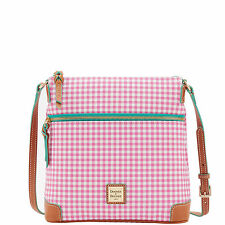 Dooney & Bourke Small Gingham Crossbody