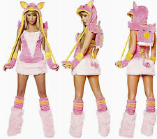 NEW CS142 J Valentine When Pigs Fly Piggy Costume COMPLETE SET! Retail $300+ USA