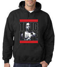 New Way 417 - Hoodie Tupac 2pac Thug Life Rap Run DMC