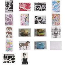 High Quality Trendy Chic DIY Romantic Removable Wall Art Stickers Home Decor