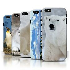 STUFF4 Back Case/Cover/Skin for Apple iPhone 6/Arctic Animals