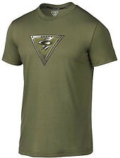 Oakley Men's SI Mod Elite Special Forces O-Hydrolix Tee T Shirt - Worn Olive