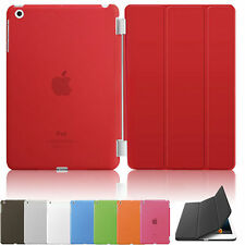 Ultra Slim Magnetic Leather Smart Case Cover For Apple iPad 2 3 4 Air iPad Mini