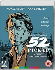 52 Pick-up [Region B] [Blu-ray] - DVD - New - Free Shipping.