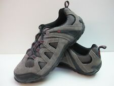 Mens Karrimor Summit Snr 71 Walking Hiking Charcoal Lace Up Mens Shoes
