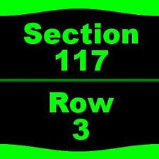 2 Tickets Minnesota Twins vs. Cleveland Indians 6/18 Target Field Minneapolis