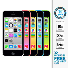 Brand New Sealed Apple iPhone 5C A1529 8GB 16GB 32GB 4G Unlocked All Colours