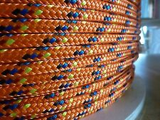 1/4 x 75 ft. Double Braid Yacht Braid Polyester.Sailboat Line/ Marine Rope