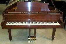 Steinway M Mahogany Baby Grand Piano Outlet