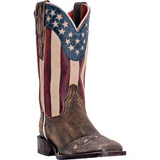 Dan Post Cowboy Certified Womens Tan Vintage Betsy Boots Leather