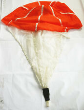 Surplus Chinese Military Tactical Orange Top Small Pilot Parachute