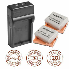 LP-E5 Battery Charger for Canon EOS 450D 500D 1000D Rebel XSi T1i XS X2 X3 LC-E5