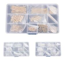 1 Box Jewelry Making Starter Kit Earring Bracelet Necklace Jewelry Findings