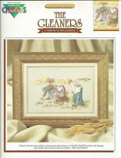 The Gleaners Cross Stitch Pattern by Colour Charts (10602). Brand New