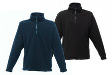 Regatta TRA510 Thor Mens Over Head Fleece Half Zip Polyester Anti-Pill Size M
