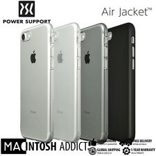 Power Support Air Jacket™ Ultra Thin Case + Clear Screen Protector For iPhone 7