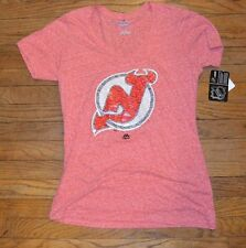 New Jersey Devils Official Licensed National Hockey League T-Shirt Tee NHL