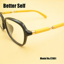 Square Eyewear Decorated Glasses Women Vogue Spectacles TR90 Eyeglasses Frame