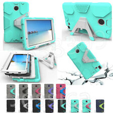Armor Shockproof Hybrid Stand Case Defender Cover For LG G PAD 8.0 F/3 Tablet PC