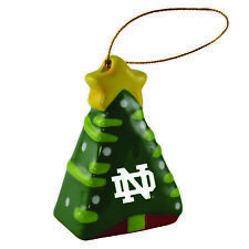 University of Notre Dame-Christmas Tree Ornament