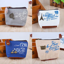Cute Cover Handbag Small Coin Purse Pouch Case Holder Bag Zip Wallet For Women
