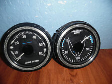 SR Intruments Wind Speed and Apparent Wind Instruments - Untested, Cosmetics OK