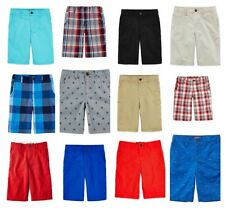 Boy's Arizona Cotton Twill Shorts 16, 16H, 18, 18H, 20 or 20H, Many Colors New
