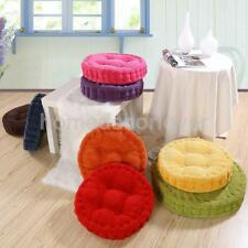 Chunky Dining Garden Office Armchair Chair Cushion Adult Seat Thick Pad 7 Colors