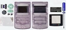 Game Boy Color [GBC] Replacement Case/Shell/Housing [Atomic Purple]