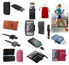 Sleeve Cover Belt Clip Pouch Armband for HTC HD2 T8585; HTC LEO 100