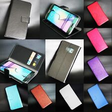 For Samsung Galaxy Series Luxury Leather Phone Case Flip Card Slot Wallet Cover