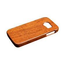 Anchor-Wood Phone Case Cover for Samsung Galaxy S6/S7 Edge Plus Anti-Scratch