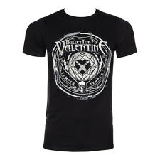 Official T Shirt BULLET FOR MY VALENTINE Black TIME TO EXPLODE Band Tee All Size