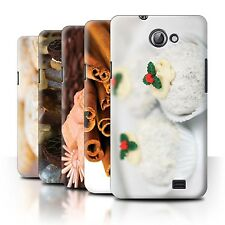 STUFF4 Back Case/Cover/Skin for Samsung Galaxy R/I9103/Christmas Food